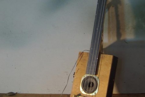 Solar Guitar, Alex Cuffe