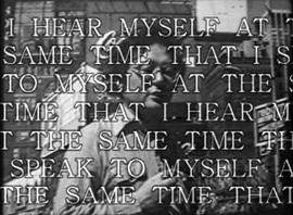 I Hear Myself