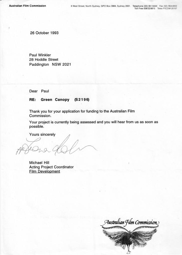 WINKLER AFC commision